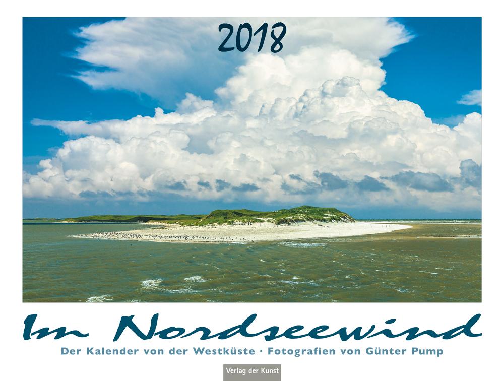 Im Nordseewind - Westküstenkalender - Nordseekalender - Westküste - Günter Pump